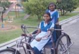 Driewiel fiets